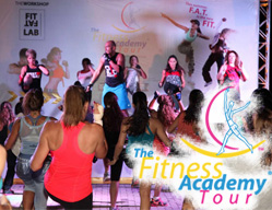 The Fitness Academy Tour<br><span>Activations & Events / FAT