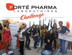 Forté Pharma Laboratoires<br><span>Activations & Events / Sport ...