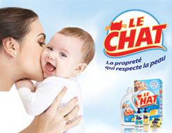 Henkel - Le Chat<br><span>Creative Sampling