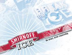 Smirnoff - Break the Ice<br><span>Activations & Events