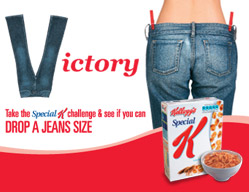 Special K - Victory<br><span>Activations & Events / Creative ...