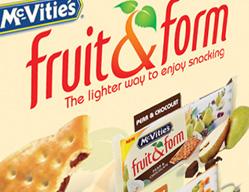 McVitie's - Fruit & Form<br><span>Creative Sampling