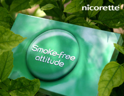 Nicorette<br><span>Activations & Events / Creative ...